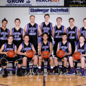 JV II Boys Basketball Team Photo 2017