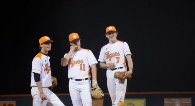 Boys Baseball continues Region Play