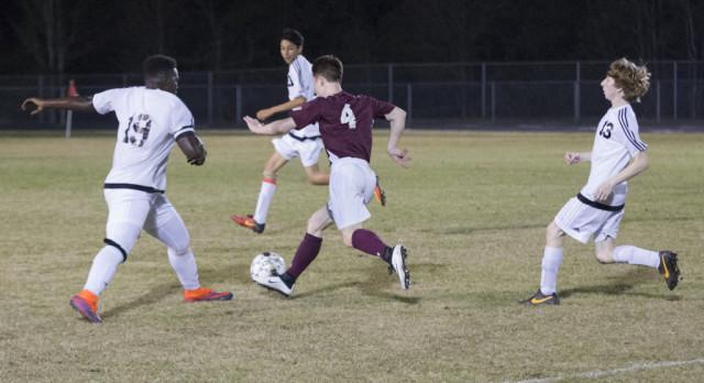 Boys Soccer make Region Playoffs