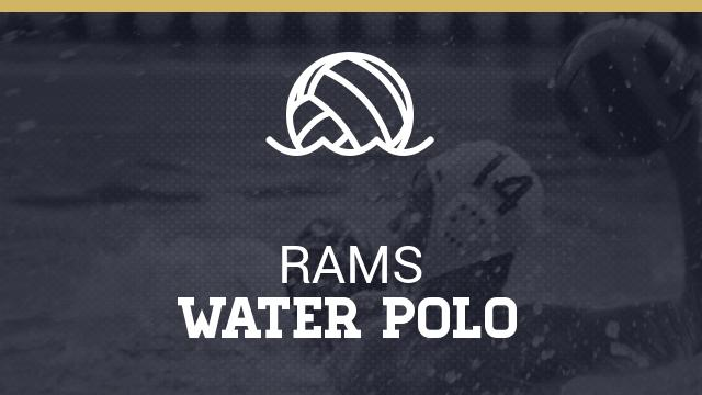Boys Water Polo In Tournament Play This Weekend