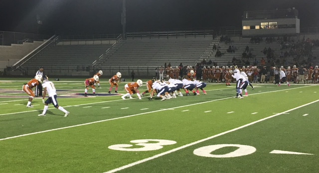 Football Crushes Orange Vista 56-13