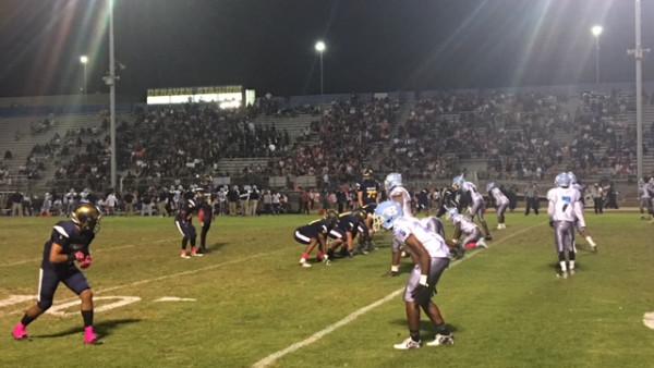 Football v Compton 10-6-17