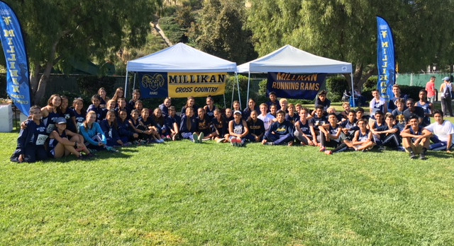 Millikan Cross Country Has Strong Finish at Signal Hill