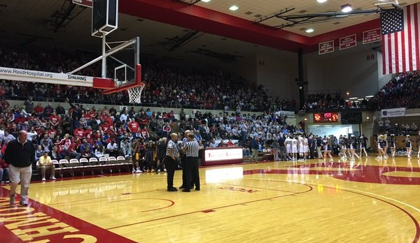 Tiernan Center to host Boys Basketball Sectional