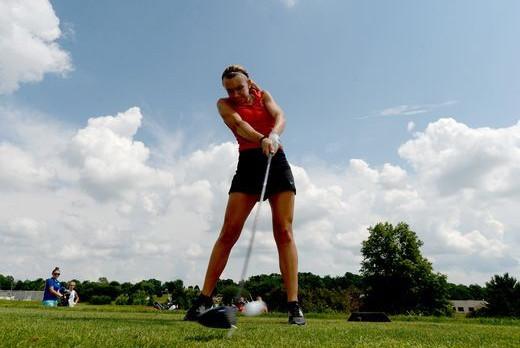 Top Moment #9: Girls Golf Team Serves Notice