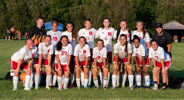 Girls Soccer Goes 4-0 at Good Samaritan Soccer Classic