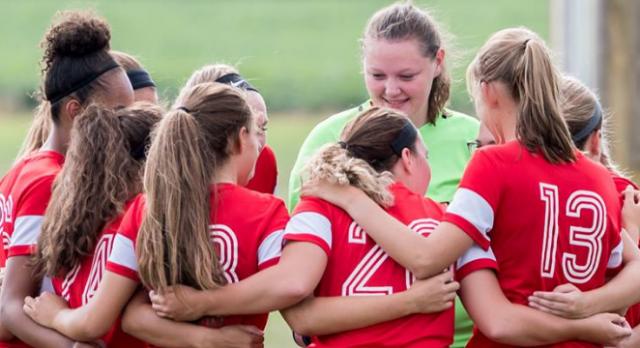 Girls Soccer Season Underway