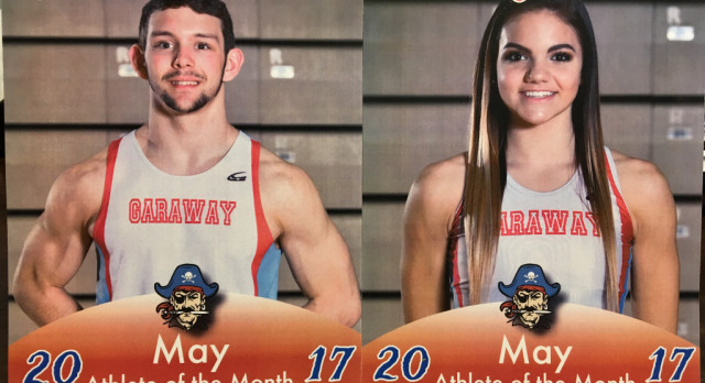May Athletes of the Month