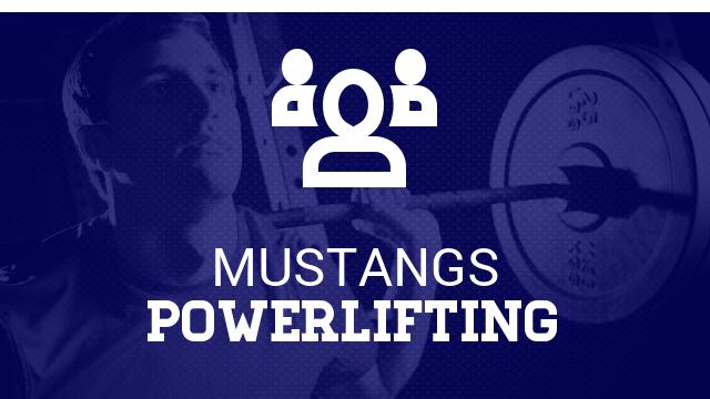 Lady Mustangs Lift well at State Powerlifting Meet
