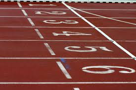 Mustangs place second in District Meet by 8 points