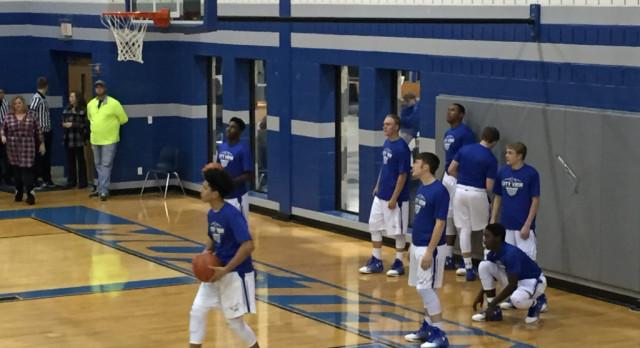 Boys Basketball PLAYOFF BOUND!