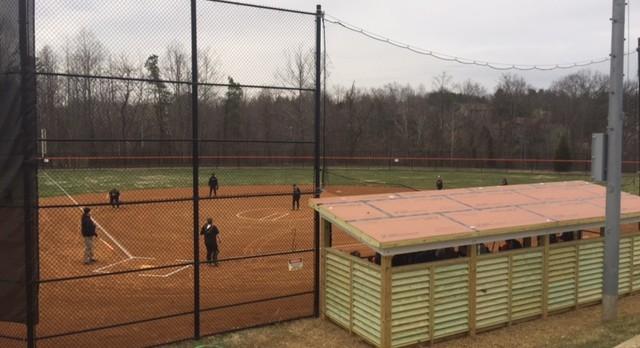 Softball Gets New Digs!!!