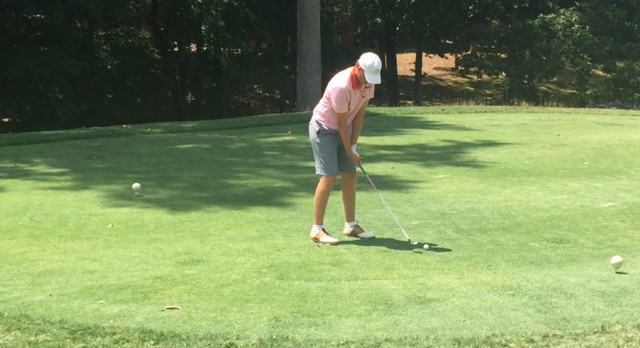 Golf Opens District Play….