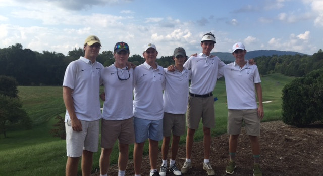 Golf Takes 2nd in JD Tourney!!