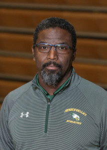 Head Coach Indoor Track- Chris Colbert