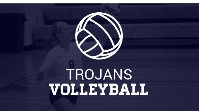 Gordon Lee High School Girls Varsity Volleyball beat Ringgold High School 2-1