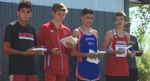 Boys Outstanding ACAC Run