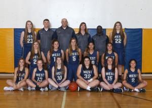 Basketball Girls- Varsity