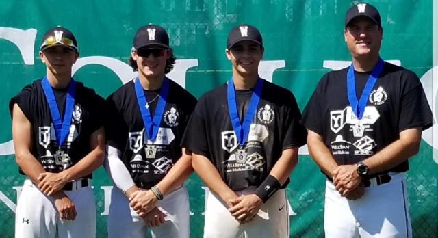 OLSH Baseball Players Bring Home Gold from Keystone State Games
