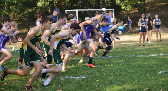 Chris Kocent Leads Boys Team to WPIAL Championships on October 26