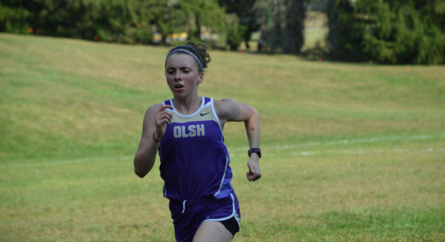 Haley Hamilton Leads Girls Team to WPIAL Championship on October 26