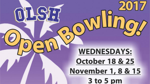 Open Bowling Flyer 2017