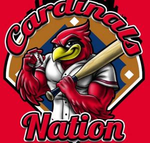 Baseball Cardinalsdesign