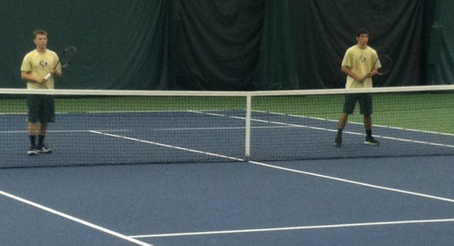 State Tennis Finals:  Day One