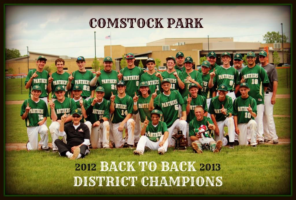 CP Baseball – District Champs