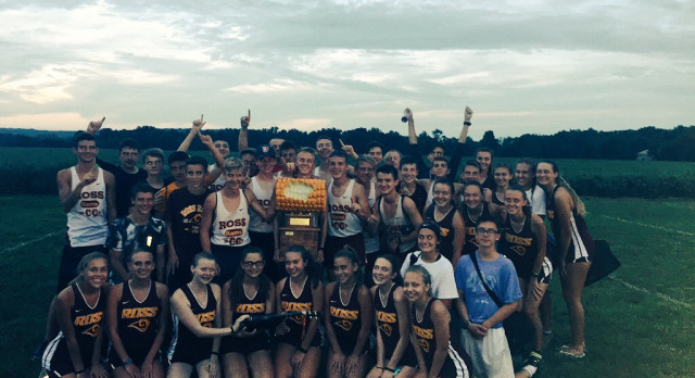 RHSXC defends Cornfield title, brings home Corn Cob of Champions