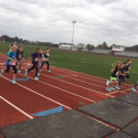 Girls on the Run Practice 11/2