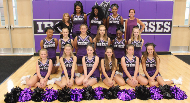 Fall Spirit Cheerleading