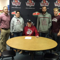 Michael Beckner signs to run cross country/track at IU South Bend