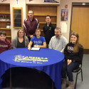 Camryn Kopka signs to play basketball at Ancilla College