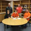 Bill Williamson signs to pole vault at Indiana Tech