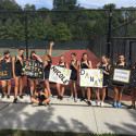 Boys and Girls Tennis