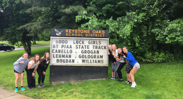Good Luck at States