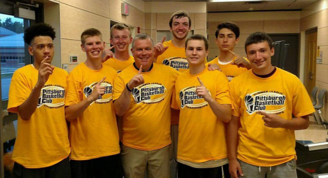 Boys Basketball Summer League Champions