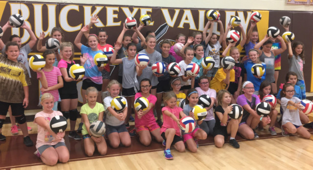 Youth Volleyball Clinic/Tryouts  10/14 & 10/21