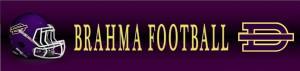 Football Brahma Banner