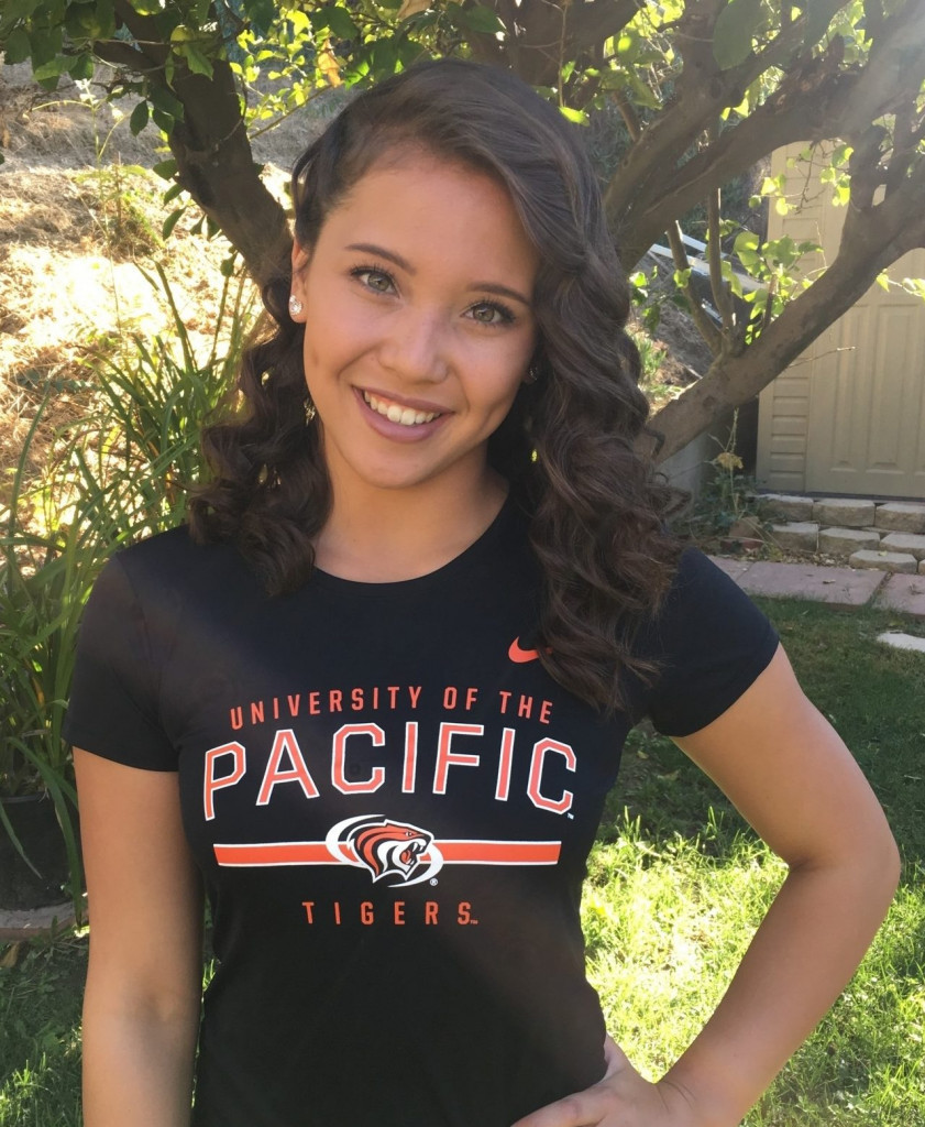 Kelsey Lloyd - Pacific Committment