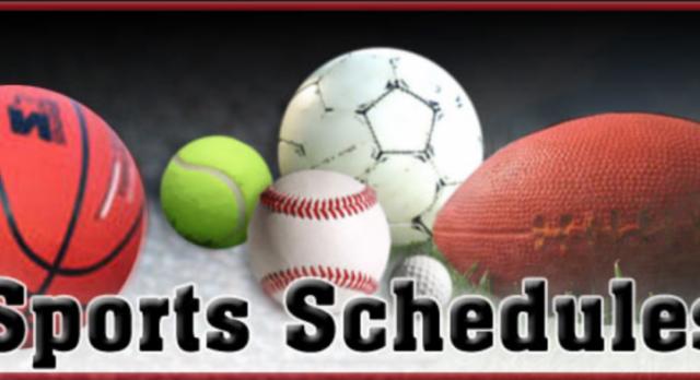 2017-18 Sports Schedules