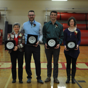 2017 Broncho Hall of Fame Inductees