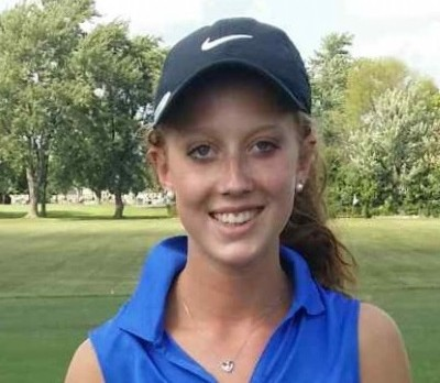 Meet the Girls Golf Team: Paige Terry