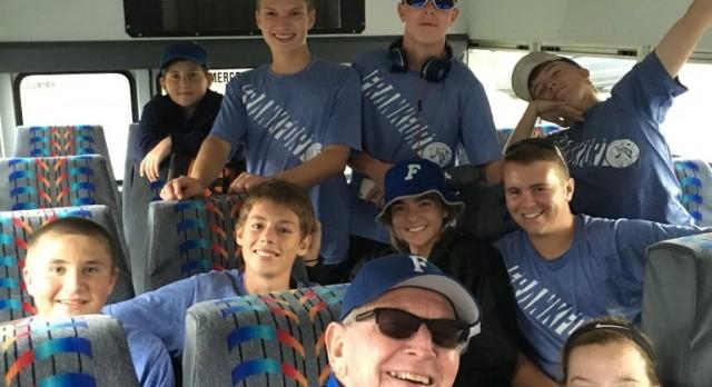 Boys Tennis Season Comes to an End