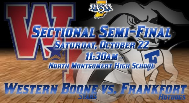 Volleyball Sectional Semi-Finals