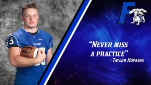 Taylor Hopkins Quote