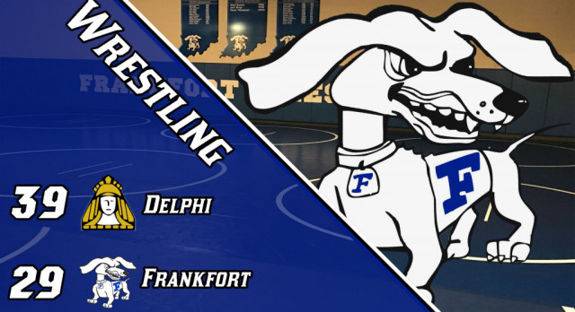 HD Wrestling fall to Delphi