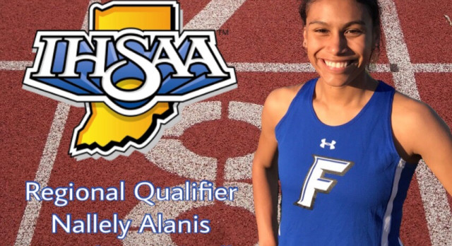 Congratulations to Nallely Alanis on an outstanding season!