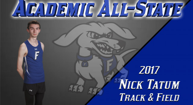 2017 IATCCC Boys Track Academic All-State and Honorable Mention